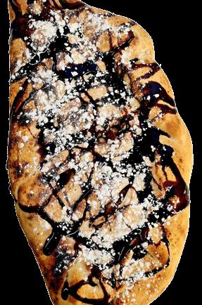 Calzone Nutella